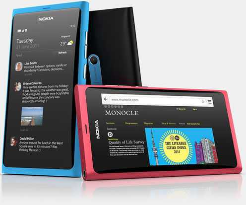 New Nokia WP7 Smartphones Leaked