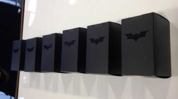 Nokia unveils Batman Dark Knight Rises limited edition Lumia 800
