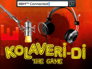 Kolaveri Di - The Game