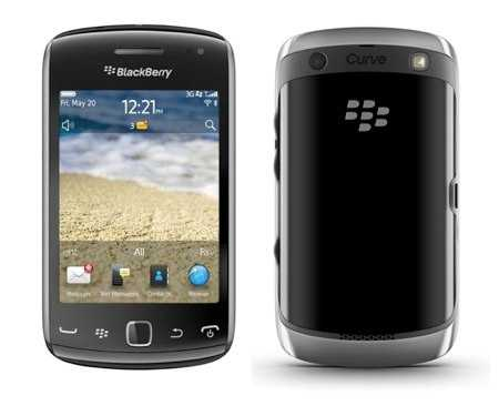 Blackberry Curve 9380 - BlackBerry India - Gizmolord