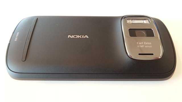 Nokia Pureview 808