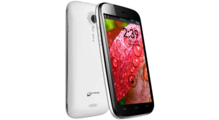 Micromax Launches A116 Canvas HD Phablet in India