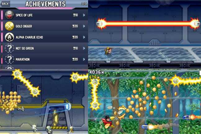 Jetpack Joyride Xbox Game Windows Phones