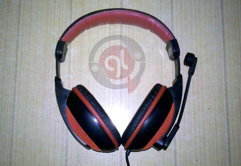 Amkette Truchat Boomer Wired Headset