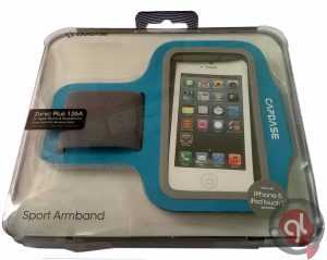 Capdase Zonic Plus 126A Sports Arm for Nokia Lumia 620 - Review