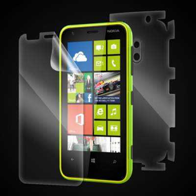 Gadget Shieldz Total Body Protector for Nokia Lumia 620