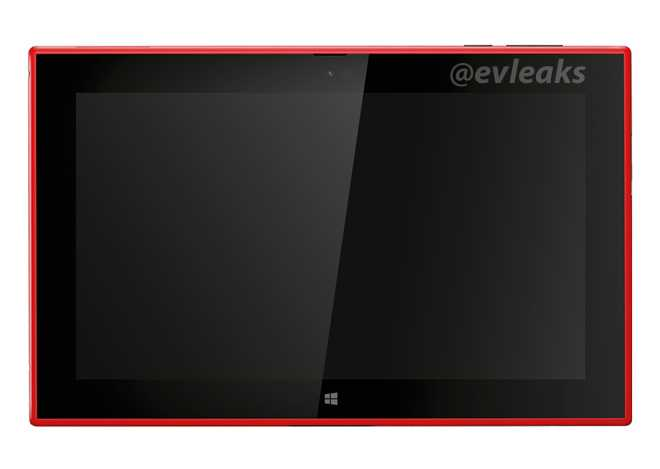 Nokia 2520 Press Shot Leaks