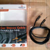 Amkette Car Stereo Aux Cable 1.2M Package