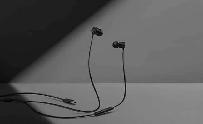 OnePlus Type C bullets wired bullets earphones